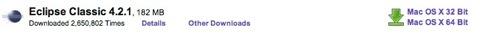 Eclipse Downloads