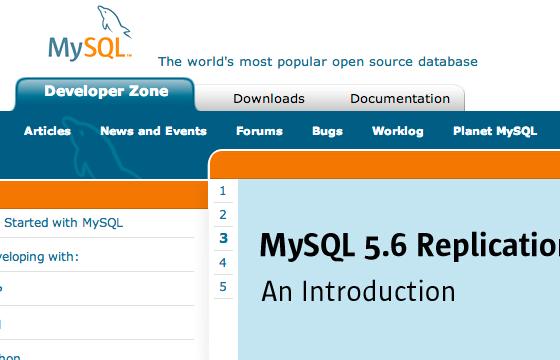 MySQL  Developer Zone