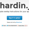 シンプルに説明をオーバーレイ表示する「Chardin.js」