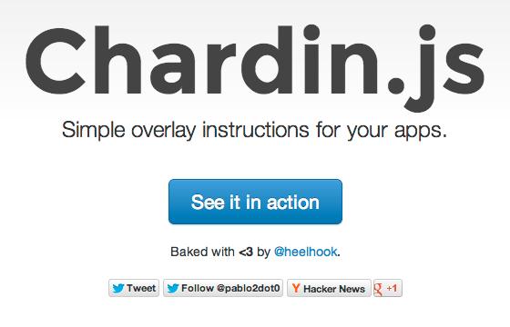 Chardin js