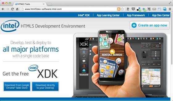 HTML5 Tools