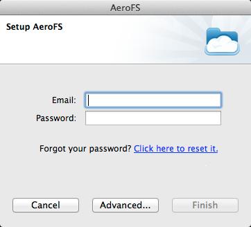 AeroFS 1
