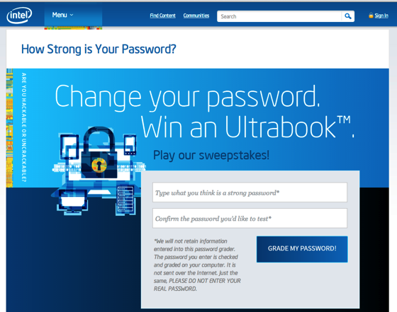 How Strong is Your Password
