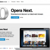 Chromiumのレンダリングエンジンを搭載した「Opera Next 15」リリース