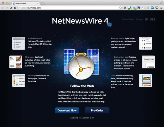 NetNewsWire 1