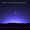 WebGLを使った仮想3D宇宙「Kosmos」