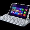 Acerより世界最小のWindows 8タブレット「Iconia W3」