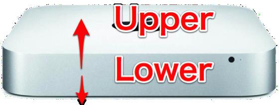 Upper lower 1