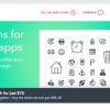 iOSアプリ開発者にオススメのアイコン素材「Glyphish icons」がiOS 7に対応