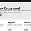 「Regex Crossword」を解いて、正規表現王にオレはなる!