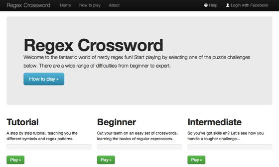 Regex Crossword 1