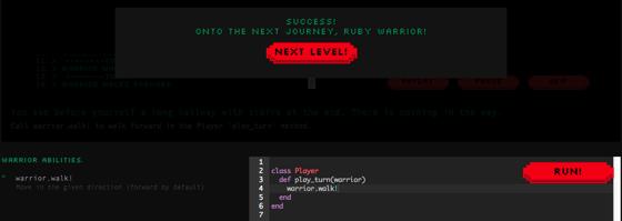 RubyWarrior  Bloc 5