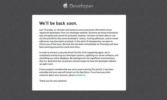 Appledeveloper