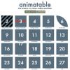 CSS3のアニメーション効果を一覧できるサイト「animatable」