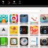 iOSアイコンギャラリー「iconDrop」