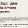 【速報】O'REILLYが全電子書籍/ビデオが半額になる「Back to (Tech) School Sale」実施中