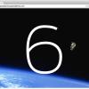 現在宇宙にいる人類の数を表示してくれるサイト「How Many People Are In Space Right Now?」