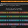 あなたは「Online Color Challenge」で完璧なグラデーションを作ることができるか?