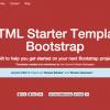 Bootstrap用無料テンプレートをダウンロードしまくれるサイト「Start Bootstrap」