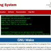 Guileが統合された「GNU Make 4.0」リリース