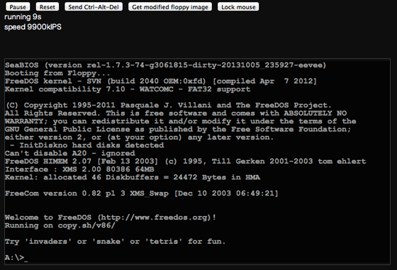 Virtual x86 2