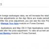 「iTuens App Store」と「Mac App Store」の価格改訂キタ━(゚∀゚)━!
