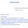これは絶対後で読んだ方がいいかも「Google Shell Style Guide」