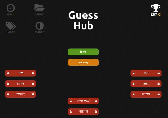GuessHub 2