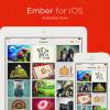 デジタルスクラップブックアプリ「Ember for iOS」リリース
