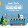 今年もこの季節がやってきた「Googleサンタ追跡」