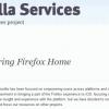 「Firefox Home for iOS」開発中止