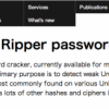 「John the Ripper 1.7.9-jumbo-6」リリース