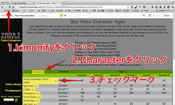 Character ages  Yoda s Datapad 1
