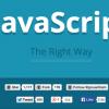 JavaScript学習のためのまとめサイト「 JavaScript The Right Way」