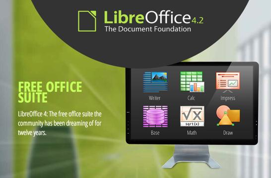 LibreOffice 4 2