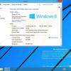 Widows 8.1「スプリングアップデート」のスクリーンショットが多数リークする