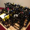 世界よこれがオートマトンだ!Appleエンジニアが作成したLEGO製自動書記マシンが凄い