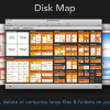 Mac用ストレージ可視化ユーティリティ「Disk Map」2ドルセール中