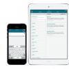 革命的キーボード搭載アプリ「SwiftKey Note」リリース