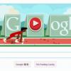 【速報】Googleのトップページでハードルゲーム