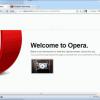 「Opera v11.60」リリース