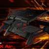 PC検証台「AeroCool Strike-X AIR」かっけえ