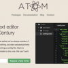 【悲報】GitHubの新世代エディタ「Atom」、クローズドソースであることが判明し失望が広がる