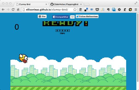 Clumsy Bird 2