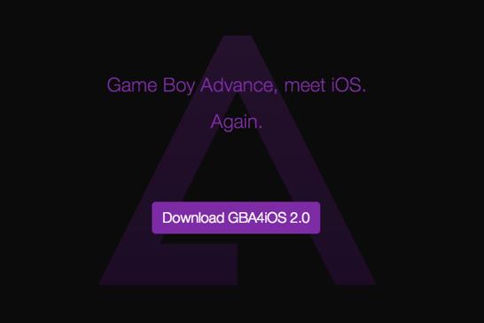 GBA4iOS 1