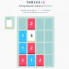 やみつきになるiOS用人気パズルゲームThreesのブラウザ版「ThreesJS」