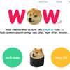 スクロールにあわせてアニメーションを表示できるライブラリ「WOW.js」