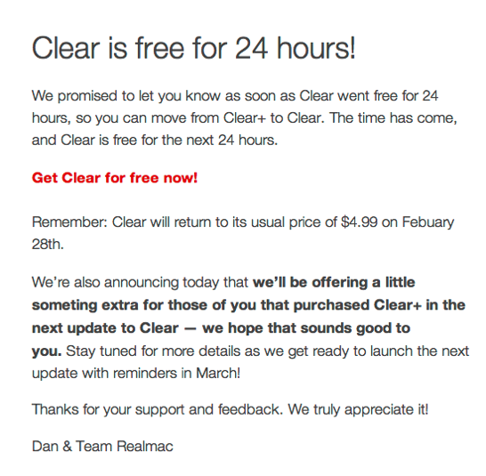 Clearmail
