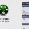 Macの状態表示ユーティリティ「StatsBar」が期間限定75%オフだったので購入してみた