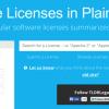 分かりやすいソフトウェアライセンスをシンプルな英語で説明してくれる「TLDRLegal」